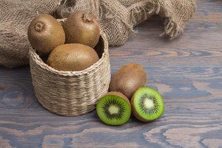 Kiwi je skvělé při hubnutí i na pleť