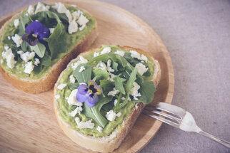 Levandule, měsíček, sedmikráska: Květy nejen na ozdobu, ale i jako koření