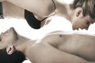 Víme, jaké tři druhy sexu muži milují a kdy…