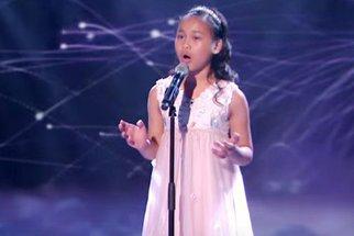 Hlas mrtvé zpěvačky? Poslechněte si tuto dívku a neuvěříte!