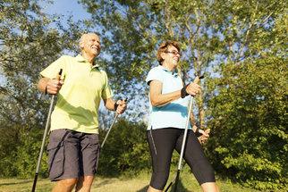 Jak se udržet fit ve vyšším věku? Dopřejte si dobré jídlo, koníčky a učte se!