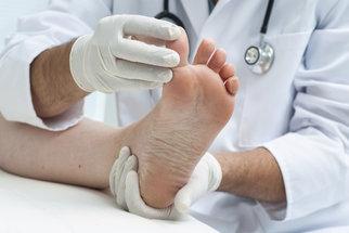 Sedm rad pro diabetiky jak pečovat o své nohy