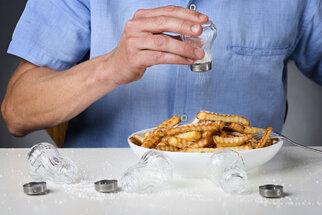 Sůl z nás dělá otroky chuti