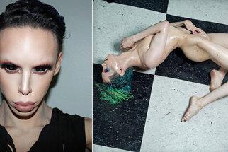 Muž chce vypadat jako mimozemšťan, chce si nechat uříznout penis