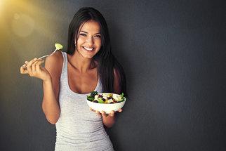 Deset superpotravin, které vám pomohou zhubnout