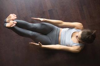 Rozestoupené svaly břicha: Plastika není třeba, může pomoci cvičení