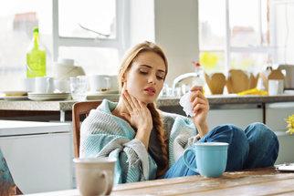 Spálová angína: Jak se jí vyhnout, jak ji léčit a jak se liší od spály