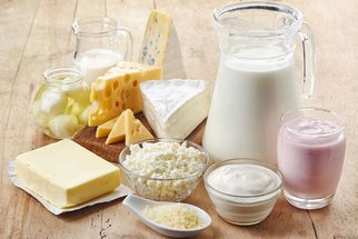 Dna a dieta: Podrobný jídelníček při dně na celý den