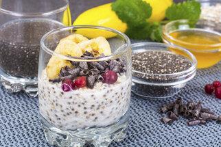 Chia semínka: Šetří energii, zklidňují nervy a snižují pocit hladu