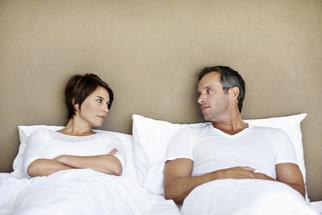 I muži mají přechod. Při andropauze jim hrozí ztráta erekce i zdravotní potíže