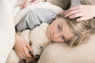 Jak zabavit nemocné dítě? Využijte čas k posílení vztahů v rodině