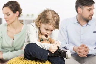 Kdy má smysl zůstat v manželství jen kvůli dětem?
