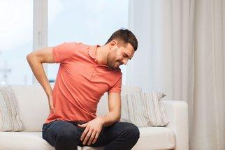 Bolí vás záda? Nový systém nabízí možnost sledovat intenzitu bolesti