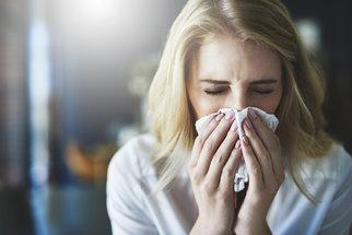 Opravdovou chřipku poznáte, tu nepřechodíte. Jak si pomoci?