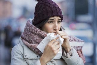 Suchý, nebo vlhký kašel? Každý se léčí úplně jinak!
