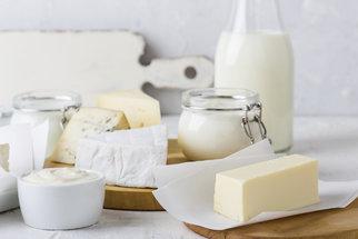 Plnotučné mléčné výrobky se vracejí. Víte, proč bychom je měli jíst?