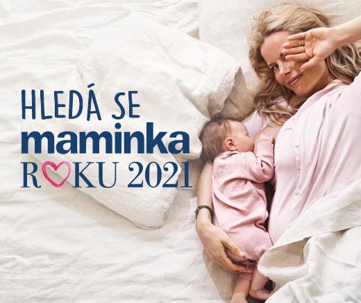 Maminka roku 2021