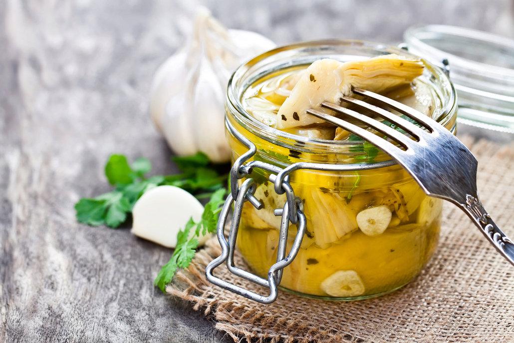 Zbylý olej použijte na smažení, marinády nebo zálivky do salátů