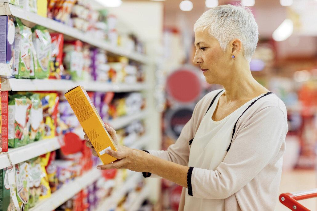 Složení potravin je nutné pečlivě kontrolovat. I Přirozeně bezlepkové potraviny totiž mohou lepek obsahovat, pokud se zpracovávají ve smíšených provozech