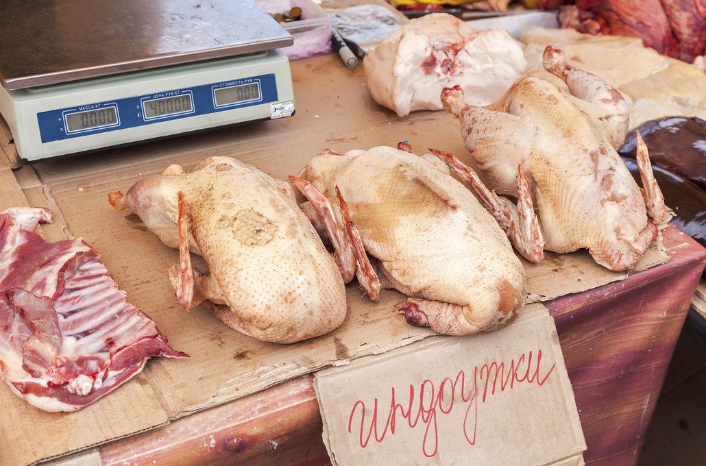 Při nákupu dávejte pozor na správný výběr masa