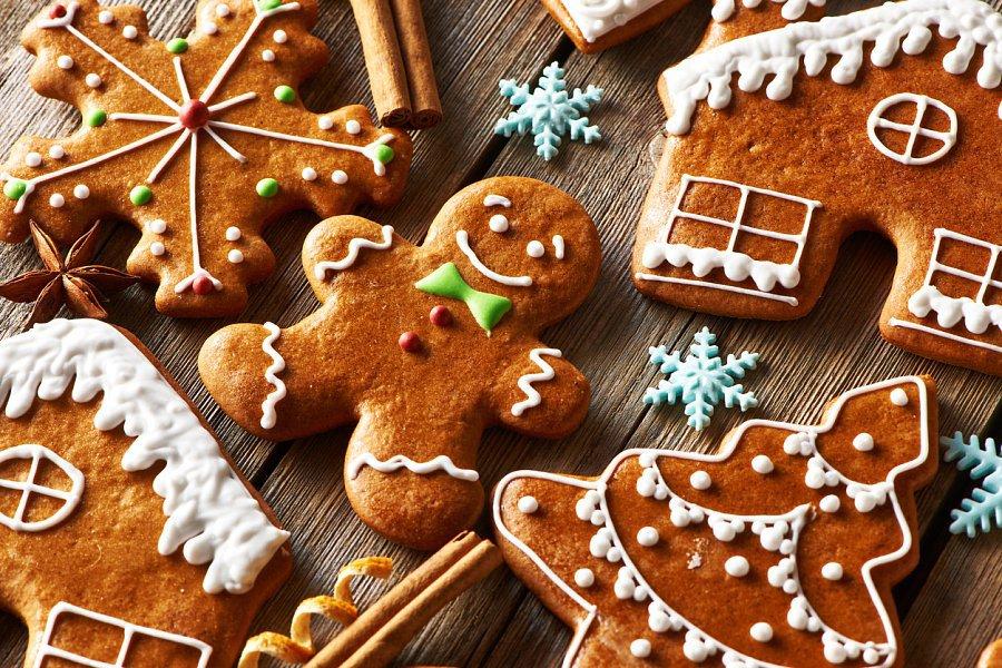 Perníčky jsou vánoční klasikou, kterou má rád snad každý.