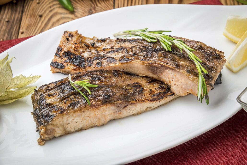 Marináda maso nejenom výborně ochutí, ale také se maso díky ní i krásně rozleží
