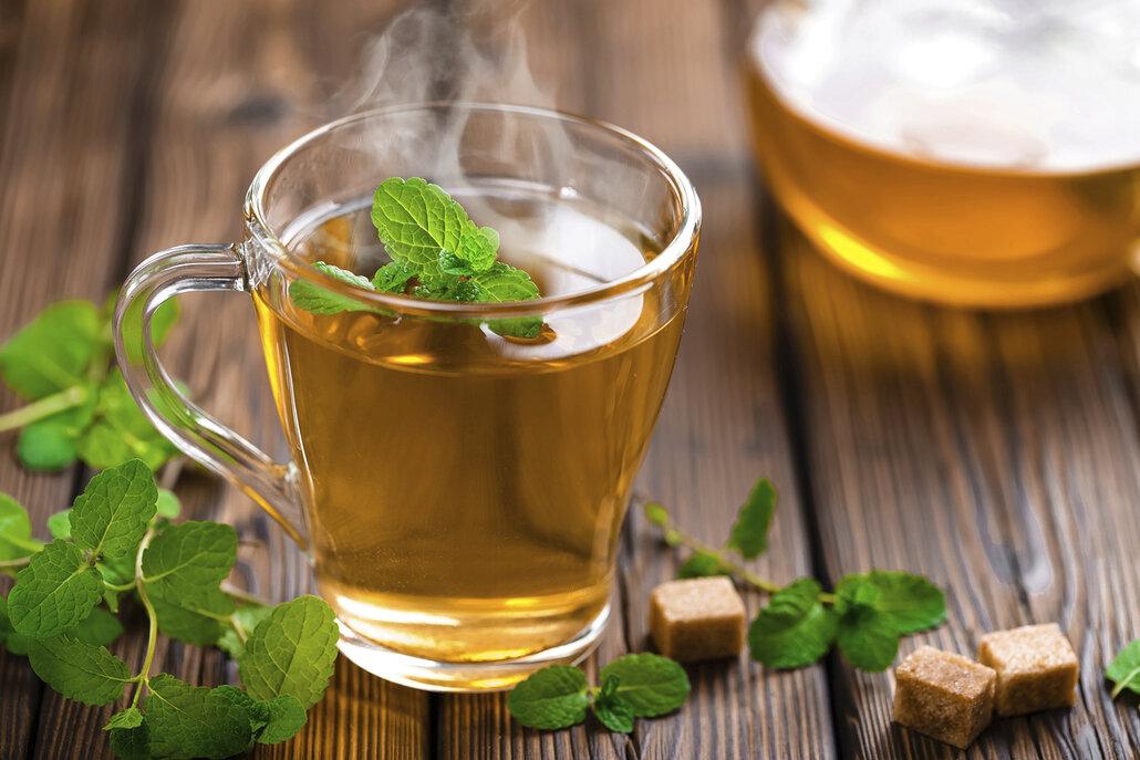 Na trávení velmi dobře pomůžou bylinkové čaje