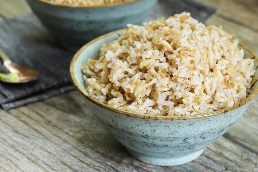 Rýži natural vařte déle než bílou