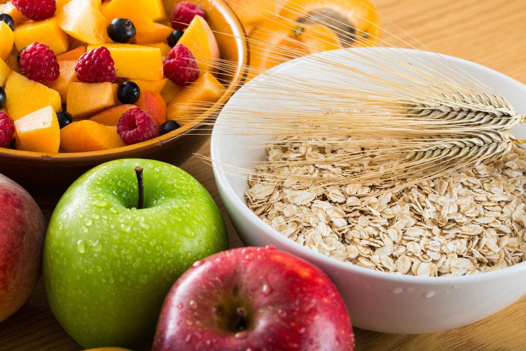 Velké množství vlákniny pomůže překonat chutě na sladké