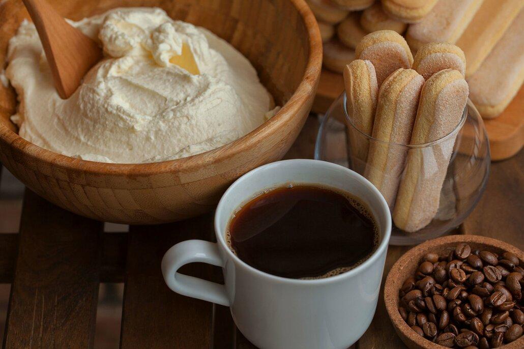 Mascarpone, kvalitní káva a piškoty – pro pravé tiramisu nepostradatelná trojice