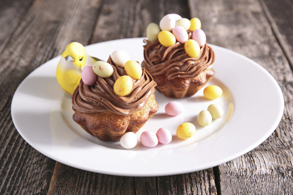 Pokud chcete něco netradičního, zkuste velikonoční muffiny