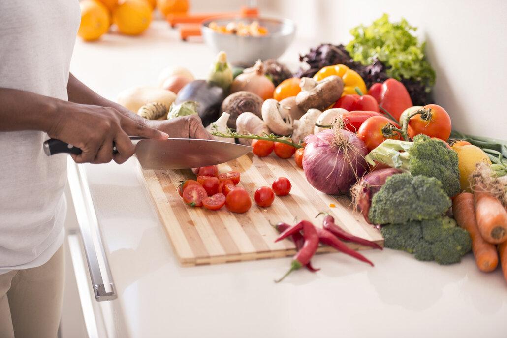 Zvyšte konzumaci čerstvého ovoce a zeleniny