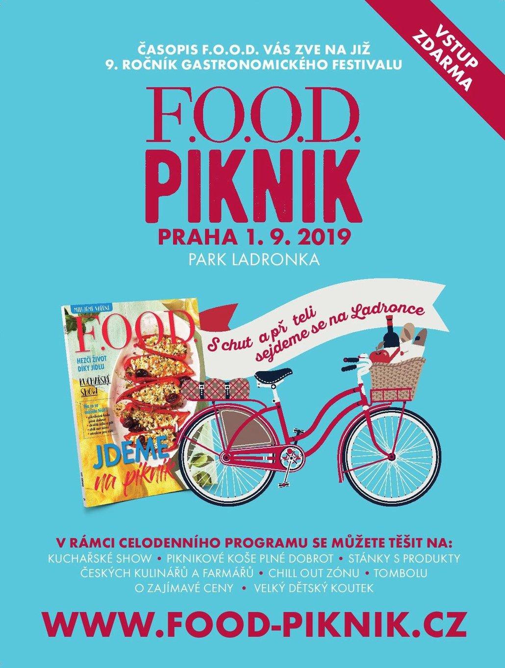 F.O.O.D. piknik 2019