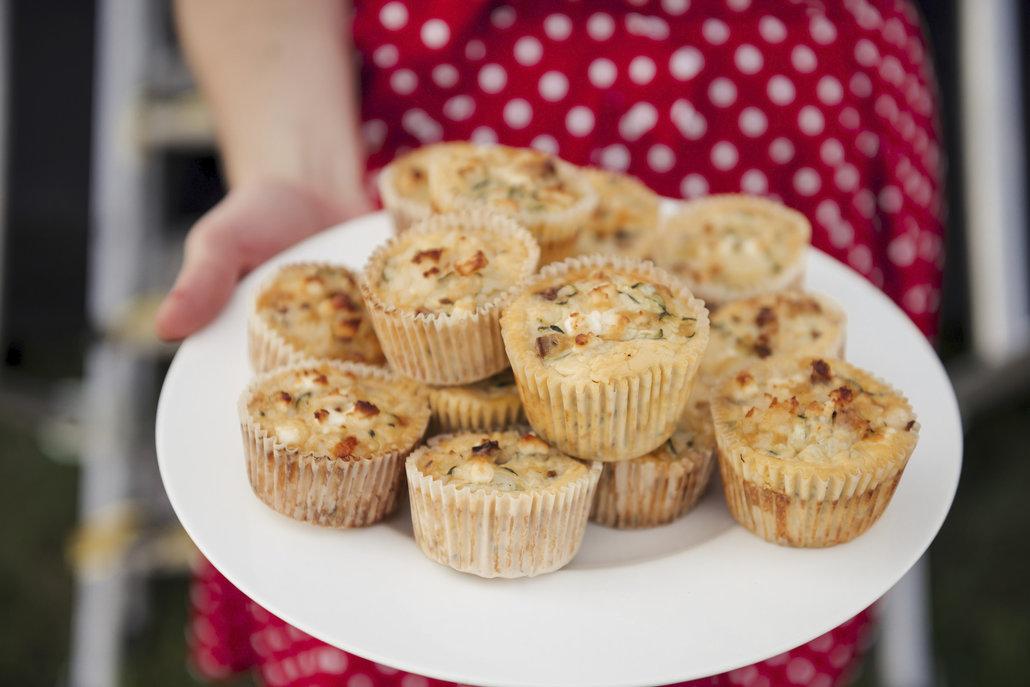 Cuketové muffiny bez mouky od Dariny Křivánkové