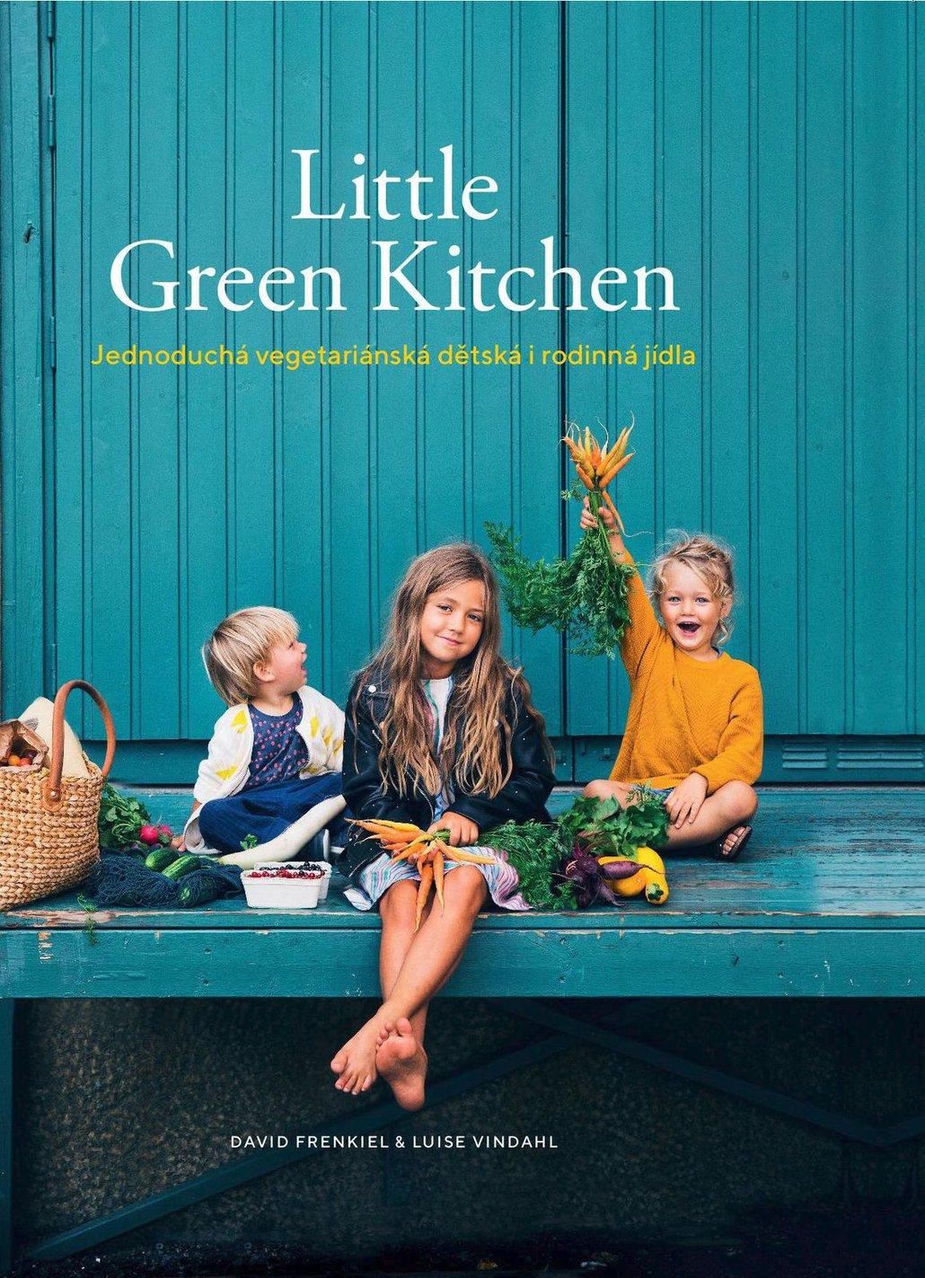 Kuchařku Little Green Kitchen přeložila Markéta Pavleje z blogu Kitchenette. Zakoupíte ji na eshopu www.kitchenetteshop.cz za 549,-
