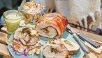Jídlo na piknik, které vás bude bavit: Smlsněte si na bůčku i masových koulích