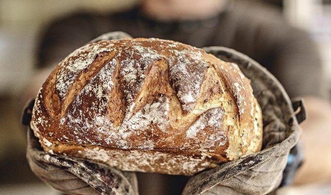 Chleba podmáslový