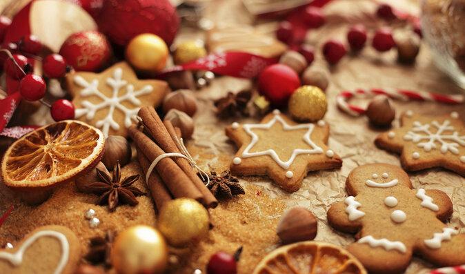 Bez perníčků si neumíme Vánoce představit. e5a2232c13