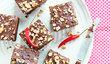 Zkuste křupavé brownies schillipodle receptu Karolíny Kamberské