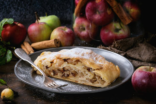 Jablečný závin, který chutná božsky, aneb osvědčené triky našich babiček