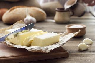 Jak poznat opravdové máslo? Záleží na názvu i množství mléčného tuku!