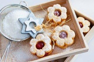 Nejlepší vánoční cukroví: Klasické linecké, vinné a další recepty