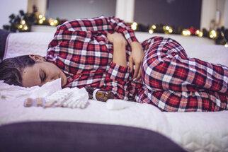 Jak zmírnit žaludeční problémy po vánočních hodech?