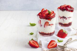Rychlé a dokonalé: 5 tipů na dezerty ve skle