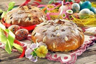Nejlepší velikonoční mazanec: Recept, díky kterému bude dokonale vláčný