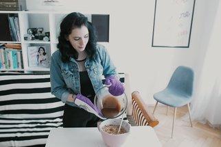 Deník Veganky: Zdravá domácí granola, která vydrží až dva týdny!