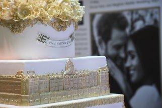 Svatební dort prince Harryho a Meghan: Upečte si stejný i vy!
