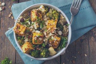 Jak připravit tofu a vegetariánské recepty z něj