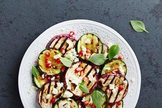 Grilovaná zelenina: Jak ji připravit, aby chutnala božsky?