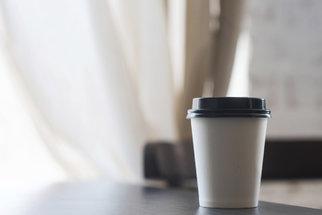 Espresso bar, kde mají nejrychlejší kávu. To je Kafe Karlín